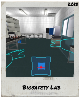 Biosafety Lab – 2013