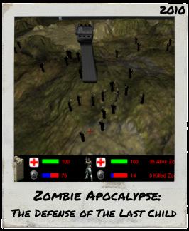 Zombie Apocalypse – 2010