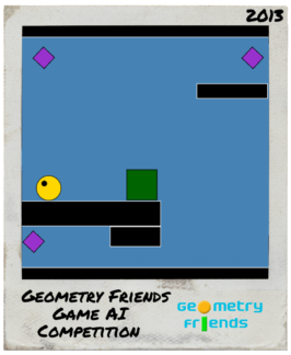 Geometry Friends: Game AI Competition – 2013